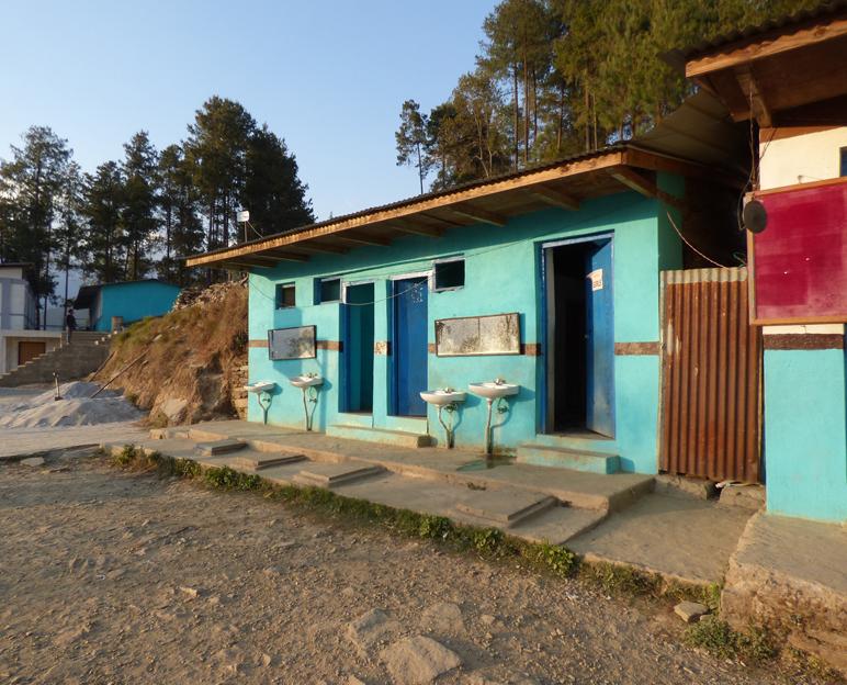 Ensuring clean supply of water for sanitation