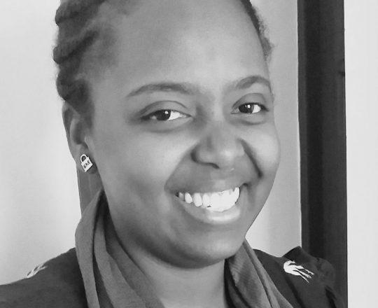 Aretha Alicia (Tanzania)